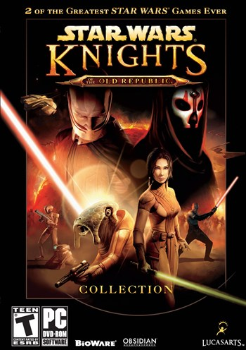 Star Wars Knights of the Old Republic Collection PC Full