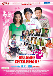 Phim Hi Tt 2013: Yu Anh Em Dm Khng - Iu Anh! Em Zm Hk