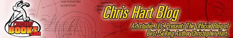 Chris Hart Books