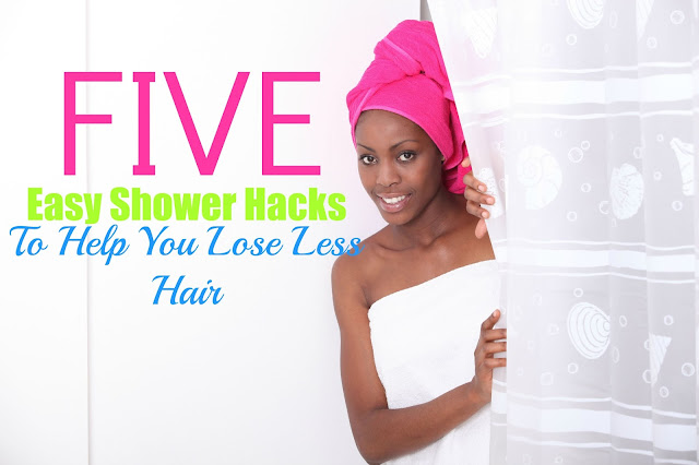 5 Easy Shower Hacks To Help You Lose Less Hair