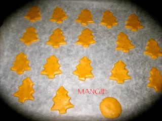 cortado de galletas