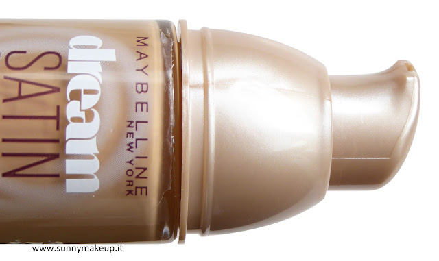 Maybelline New York: fondotinta Dream Satin Fluide.