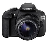 Canon EOS 1200D 18MP Digital SLR Camera (Black) with EF-S 18-55mm f/3.5-5.6 IS II Lens
