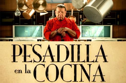 Alberto chicote recetas que nunca fallan for Pesadilla en la cocina anou
