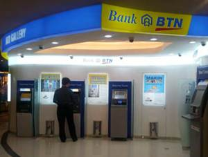 ATM Bank BTN