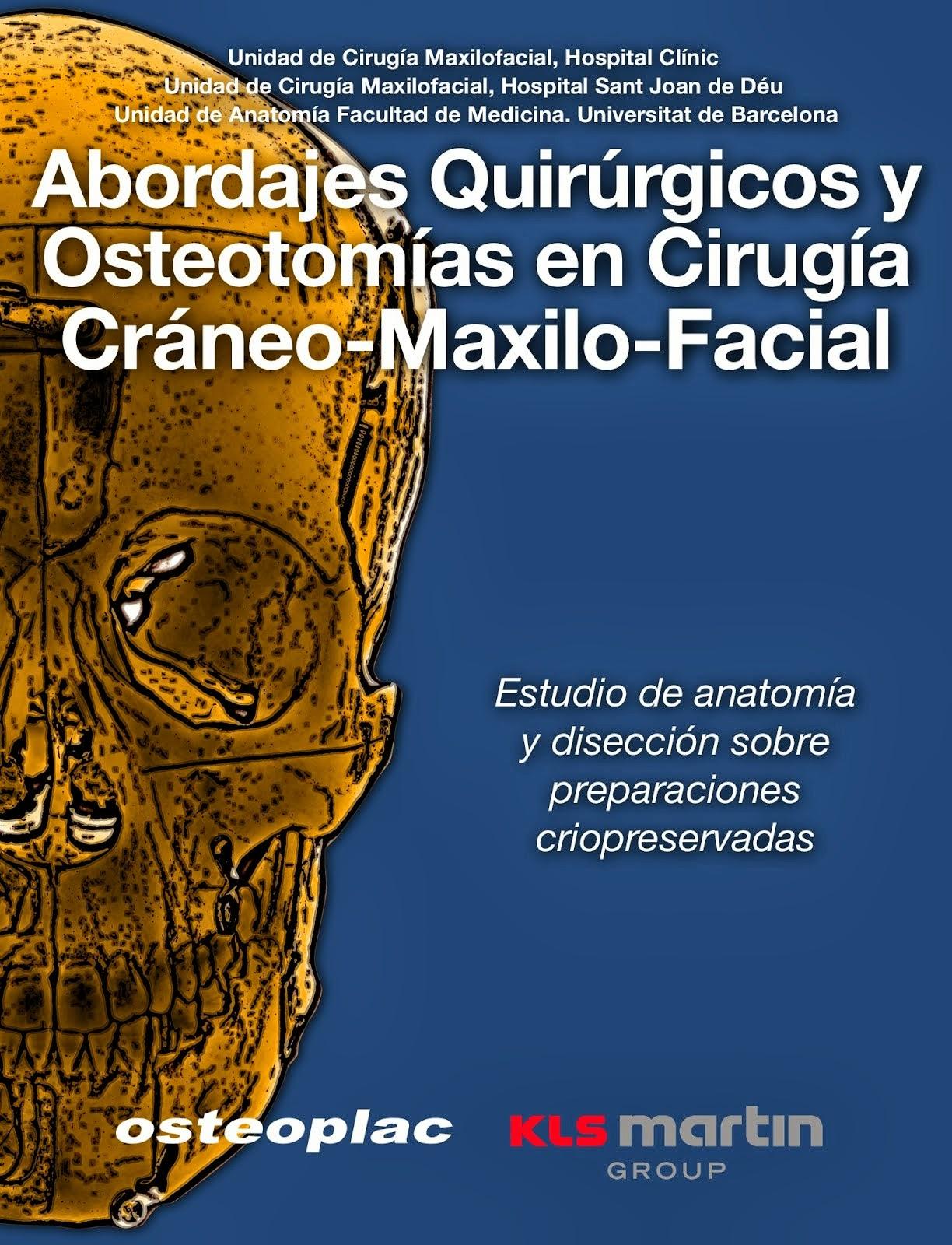 Libro Osteotomías y Abordajes Quirúrgicos