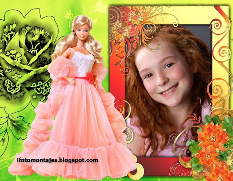 Fotomontajes Online   Barbie