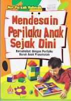 rumah buku buku anak orang tua mendesain perilaku anak sejak dini