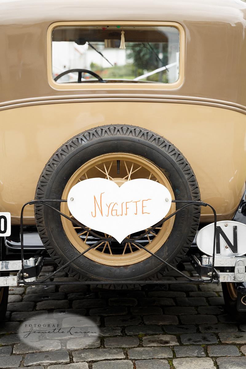 Hetland kirke, bryllup, veteranbil, leiebil