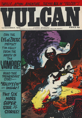 Vulcan Comic 1975