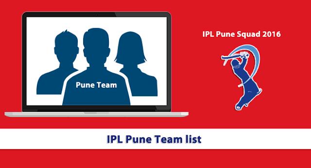 IPL Pune Team