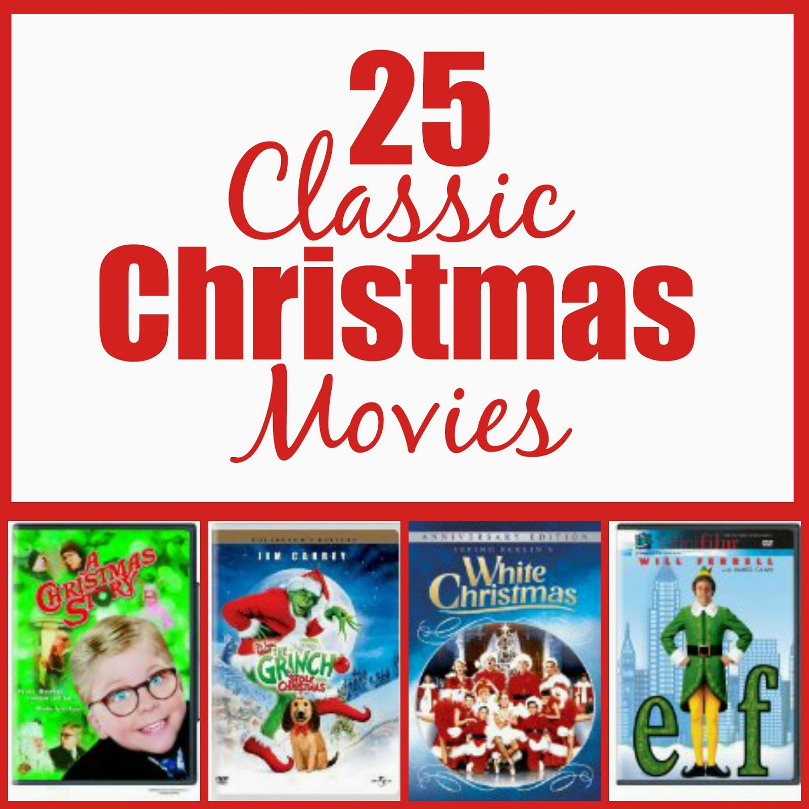 Today 39 S Taste 25 Classic Christmas Movies