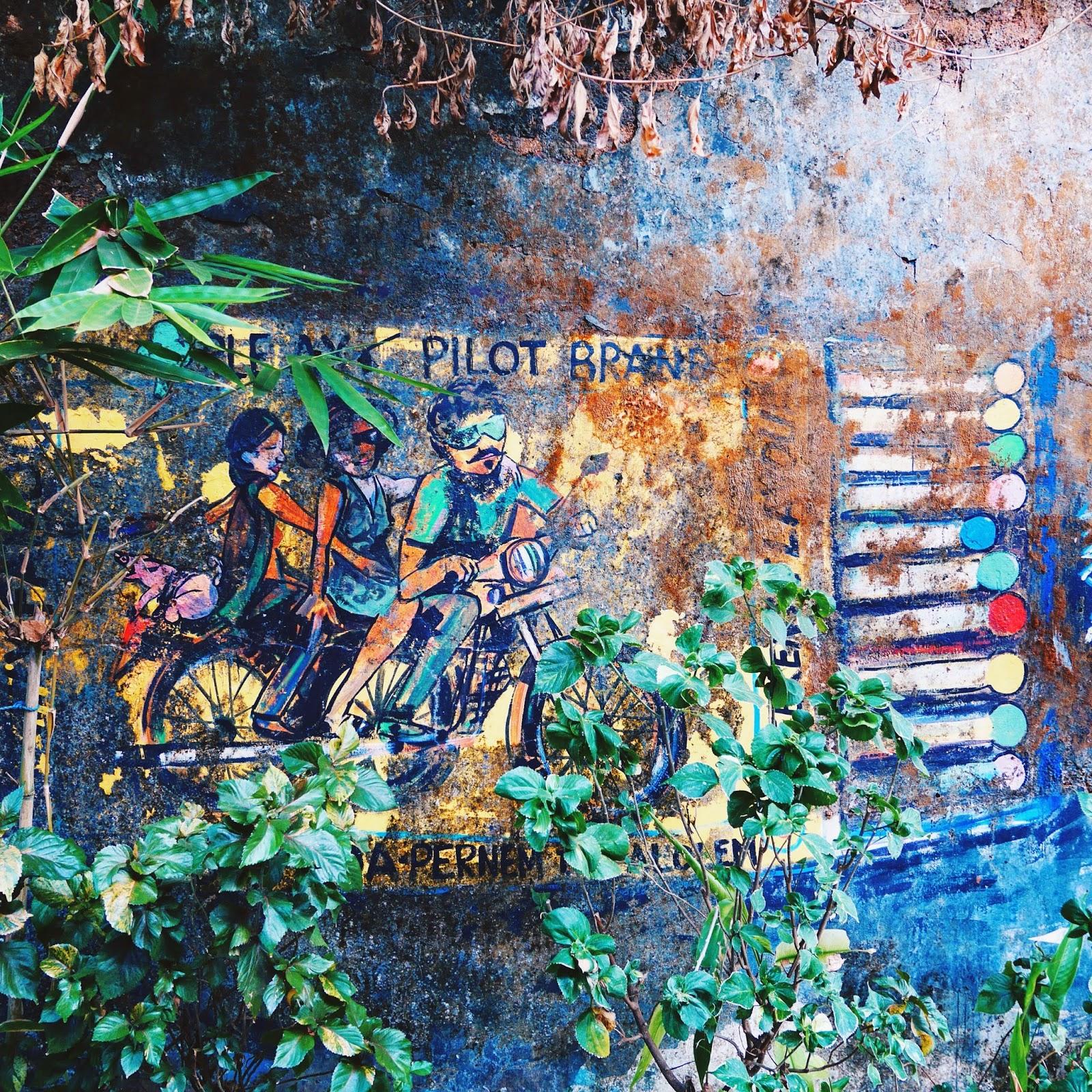 Street Art, Panjim