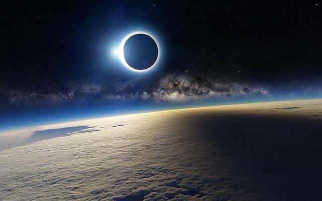 Eclise lunar em setembro de 2015, lua vermelha em 2015