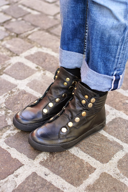 Bruno Bordese sneakers, BB washed, Fashion and Cookies, fashion blogger