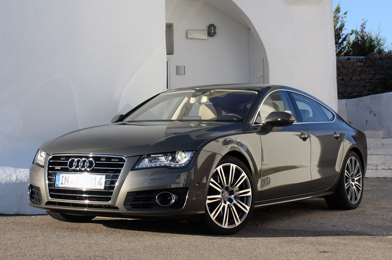 Image Result For Audi A Sportback Coupe