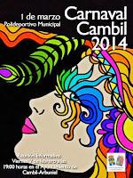 Carnaval de Cambil 2014