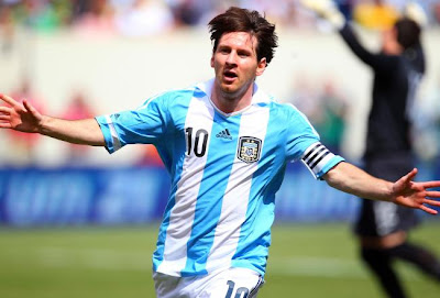 Prediksi Skor Chili vs Argentina 17 Oktober 2012
