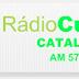 Rádio: Ouvir a Rádio Cultura AM 570 da Cidade de Catalão - Online ao Vivo