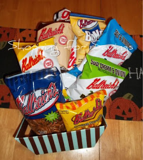 Gift Baskets for Men: Ballreich Chips Gift Baskets