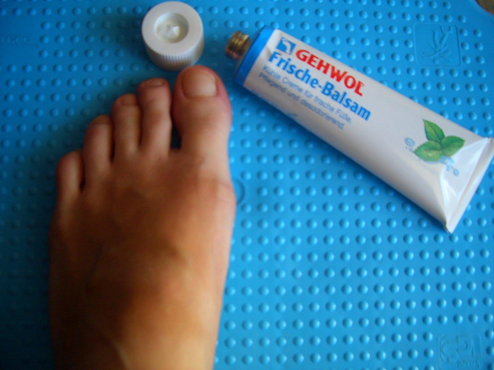 Gribok der Nägel und seine Symptome