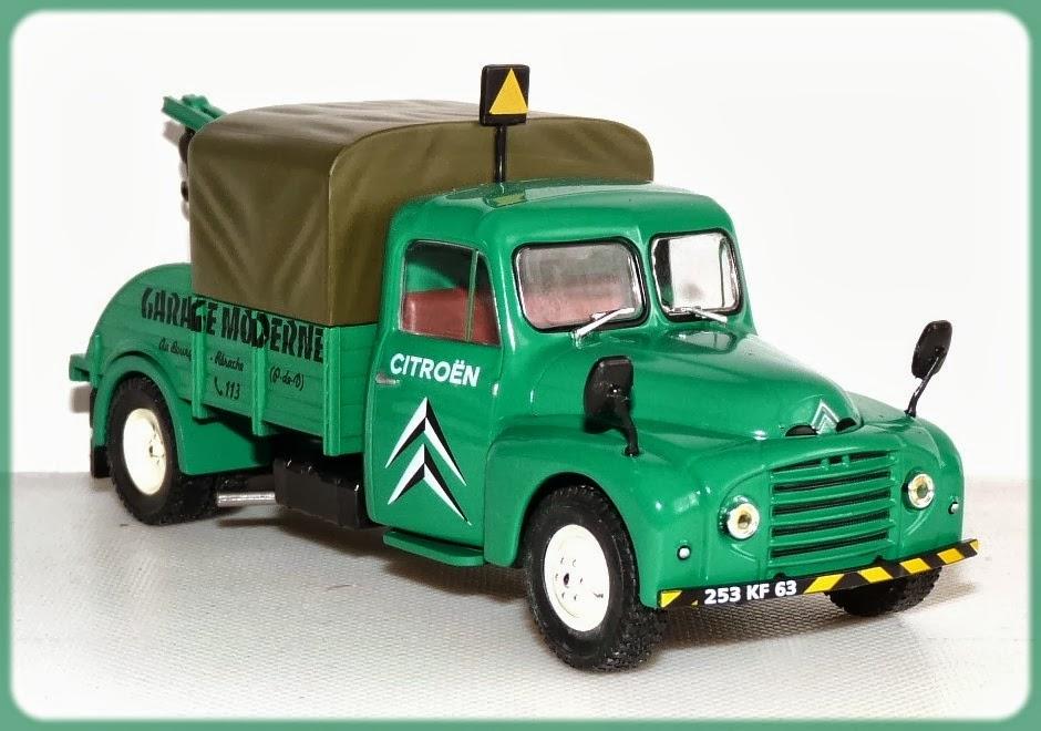 Garage de poche jip citro n u23 d panneuse for Citroen garage 93