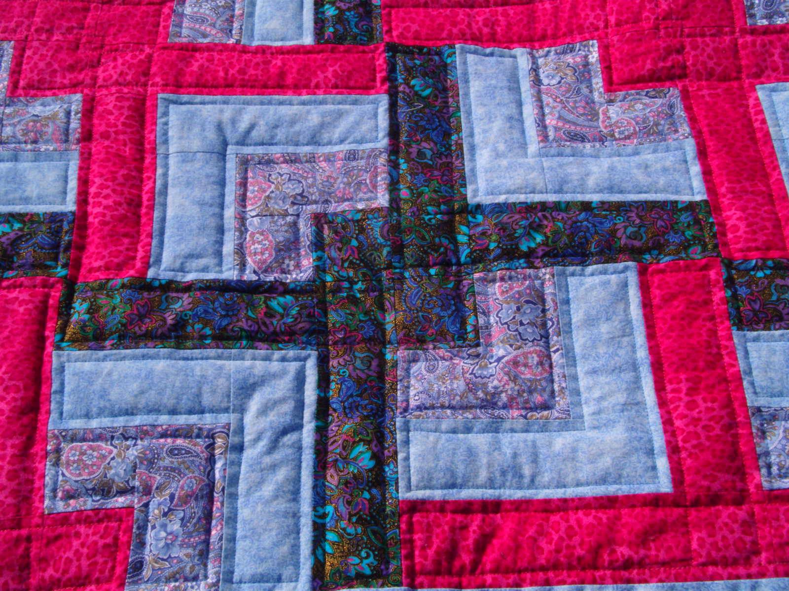 Quilting Pattern Lovers Knot : judysquiltsandthings: lover s knot quilt
