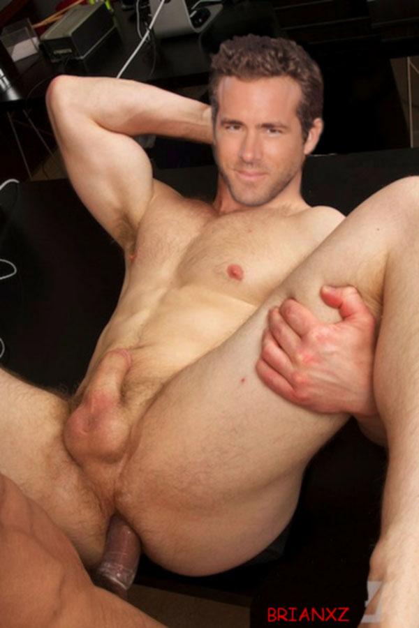 fake gay nude reynolds Ryan