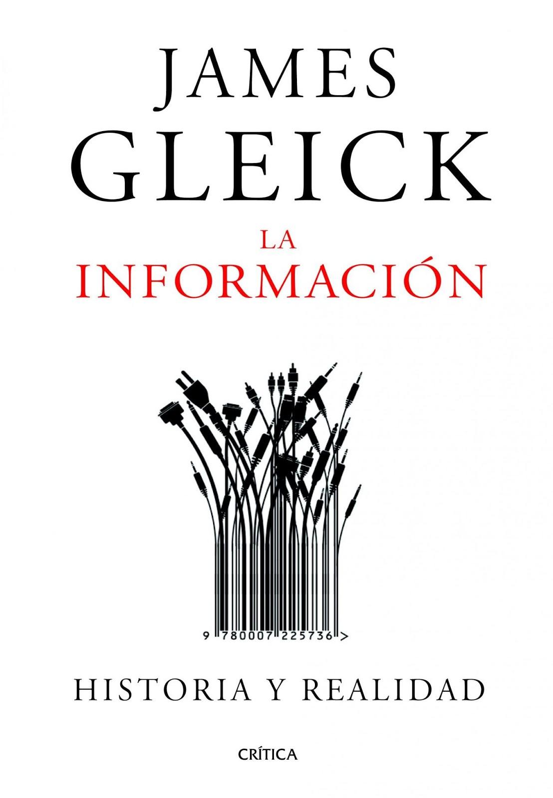 La informacion, James Gleick
