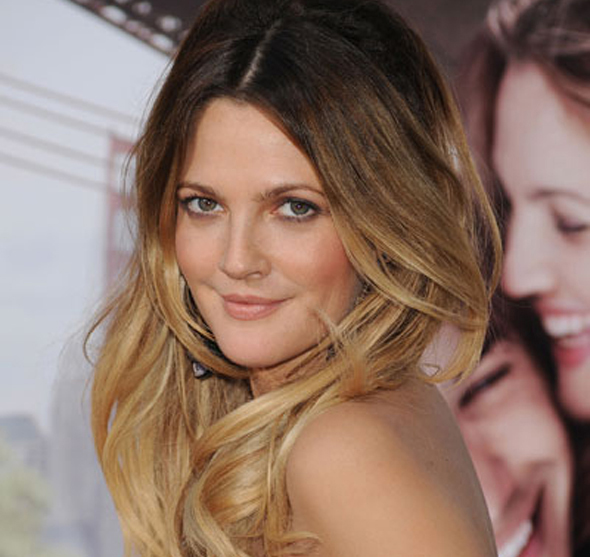ombre hair color trend