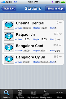 Mobile Apps For IRCTC Train Booking