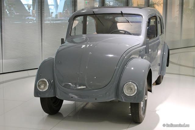 Porsche Typ 32, 1934 г.
