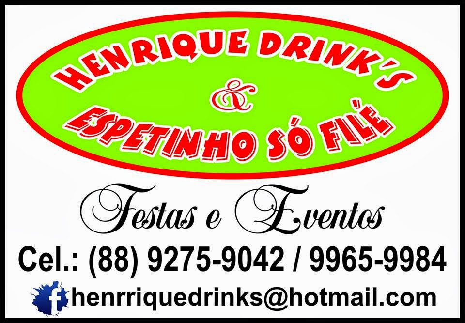 HENRIQUE DRINK´S
