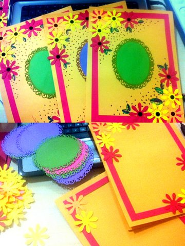 Art craft ideas and bulletin boards for elementary schools for Art and craft file decoration
