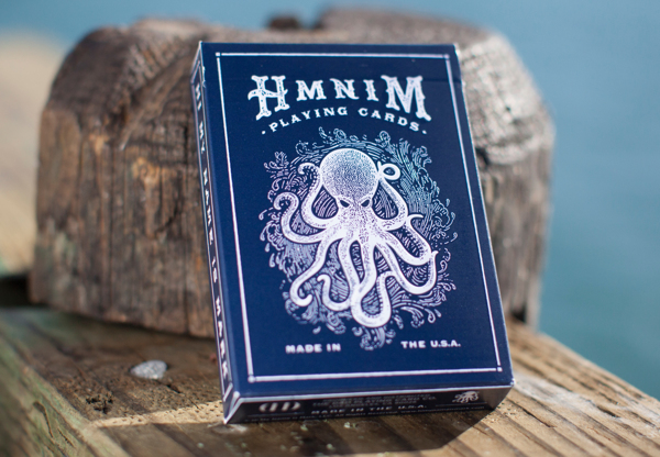 Nautical Playing Cards