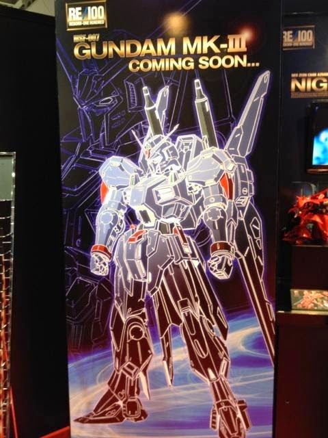 กันพลาเดือน 12/2014: PG Unicorn Gundam!!, RG Wing Zero EW, RE1/100 Mk-III, HG Jahanam, HG R-GyaGya, SD Burning, HG G-Self Space Option Parts