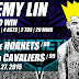 Jeremy Lin, NO LIN NO WIN, Hornets Lost To Cavaliers, 95 - 90, 11.27.2015