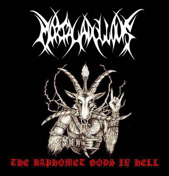 image Mortal Adullouis - The Baphomet Gods In Hell