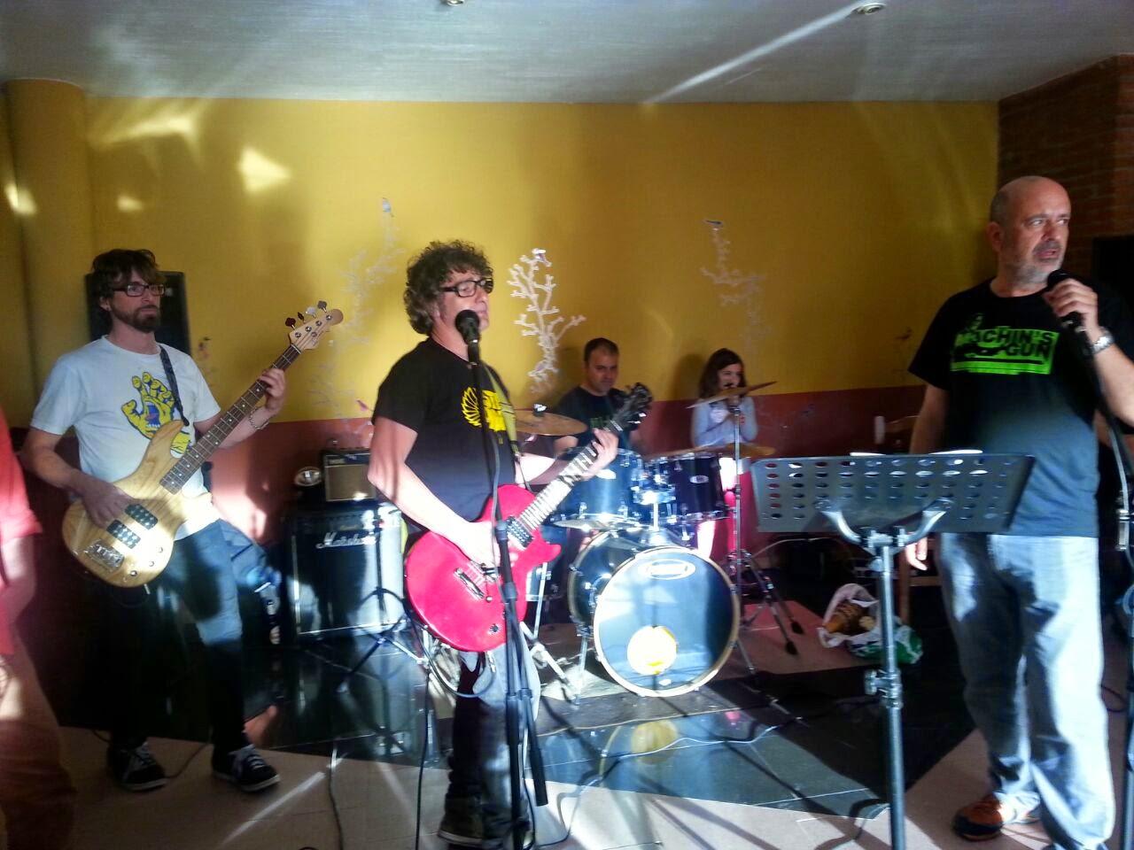 Hist ricas grabaciones cr nica de la first jam rock for Asociacion pinar jardin