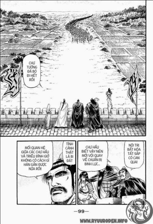 Chú Bé Rồng - Ryuuroden chap 81 - Trang 7