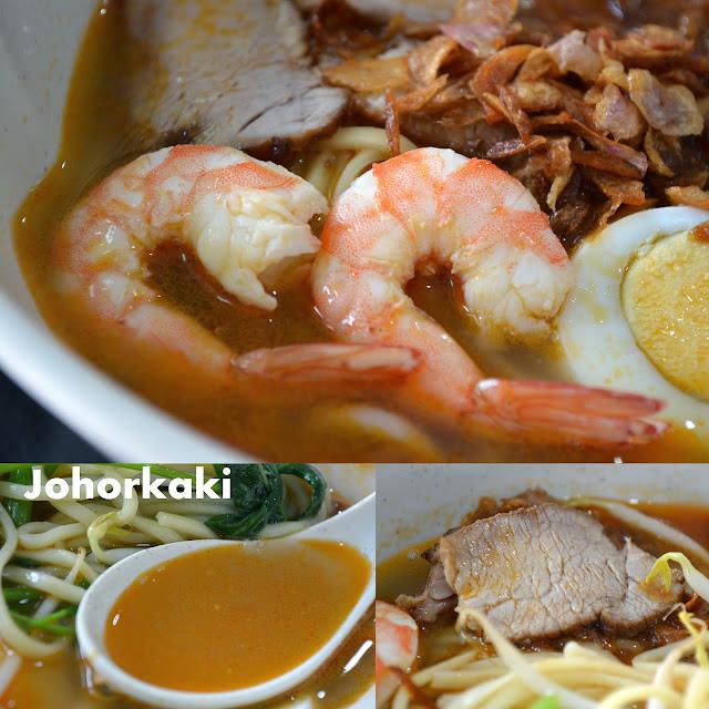 Penang-Prawn-Mee-Fat-Mom-肥妈-Taman-Pelangi-Johor-Bahru