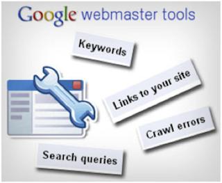 Google webmaster tool tăng SEO cho Blog