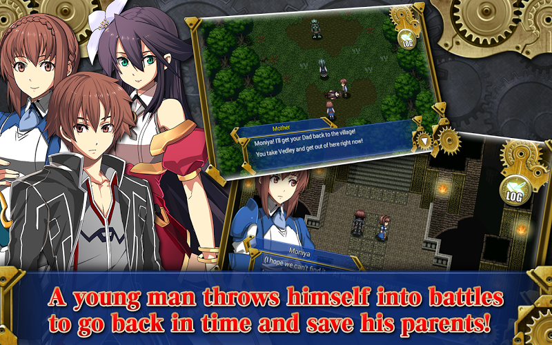 RPG Grace of Letoile Gameplay Android