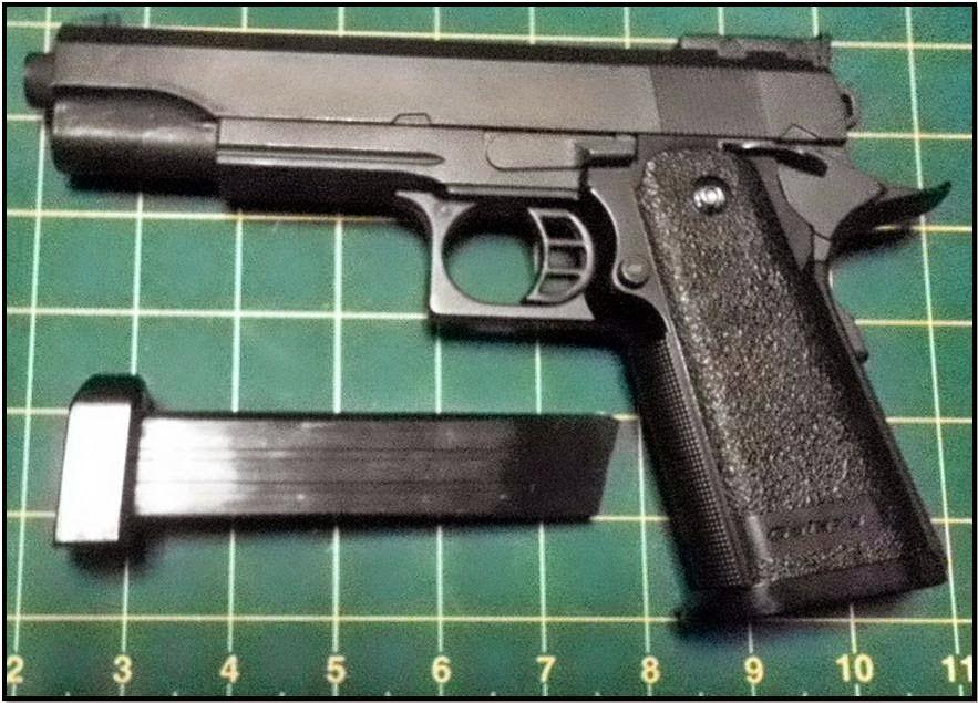 Airsoft Gun (LAS)