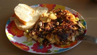 Super tasty omelette