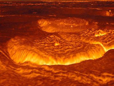 Характеристика на планетата венера