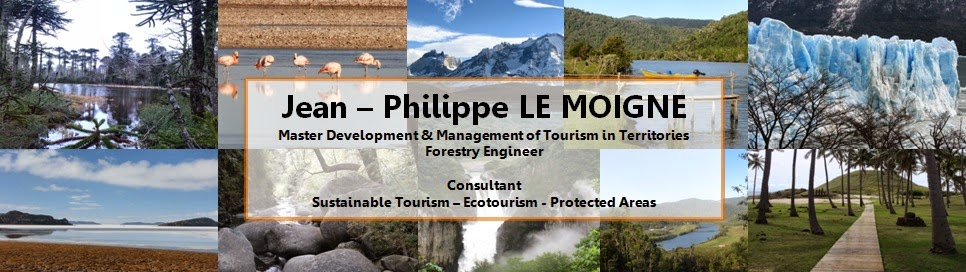 Consultant Sustainable Tourism, Ecotourism, Protected Areas.