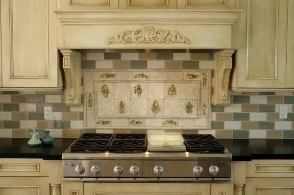 Contoh Keramik Dapur