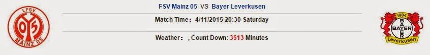 Kèo thơm cá cược Mainz vs Leverkusen