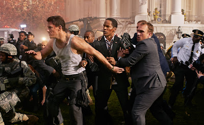 White House Down Behind the Scenes